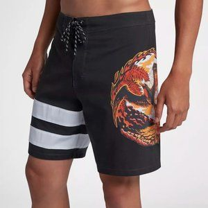 "Hurley Phantom Team John John 18"" Board Shorts W29"